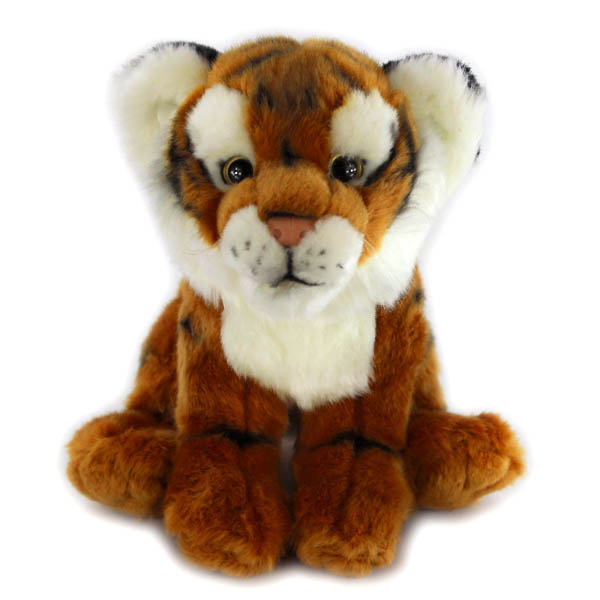 little tiger plush toy