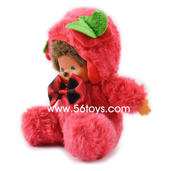 2014 Promotion Gift Plush Toys Free Sample/Plush MONCHHICHI toy