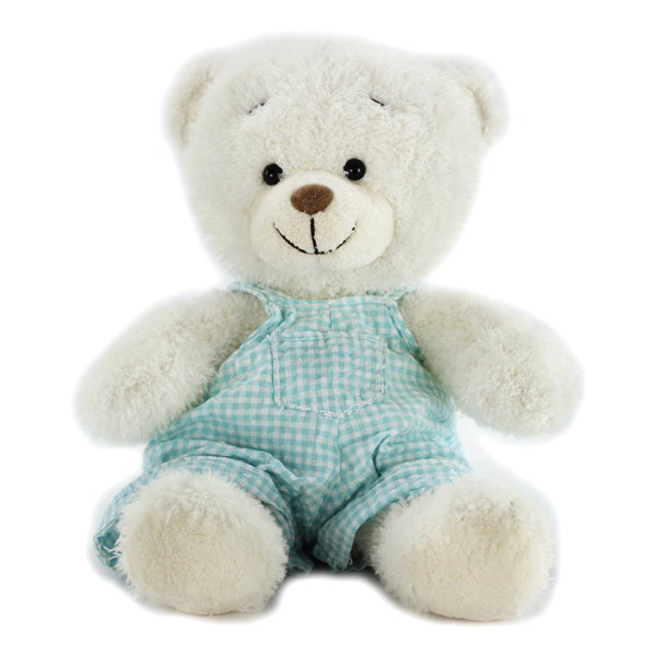 stuffed soft plush bear toy