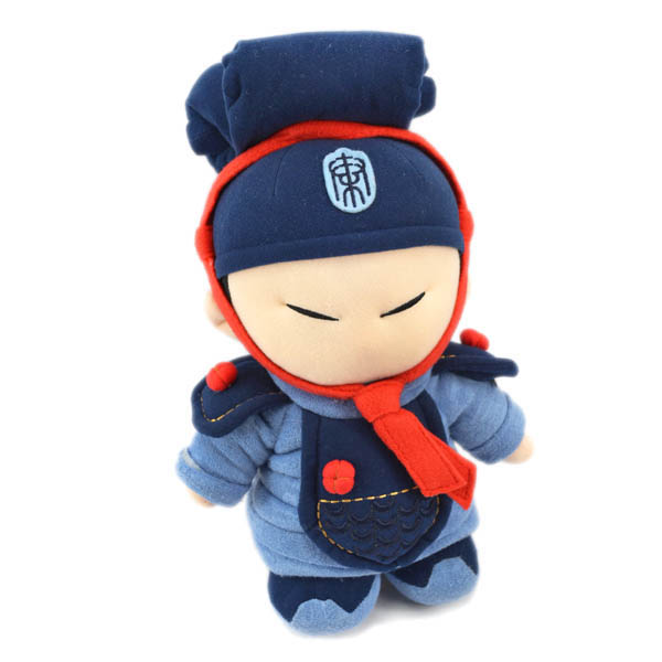 Imperial bodyguard plush toy